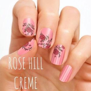 Accessories - Color Street Nail Strips - Rose Hill